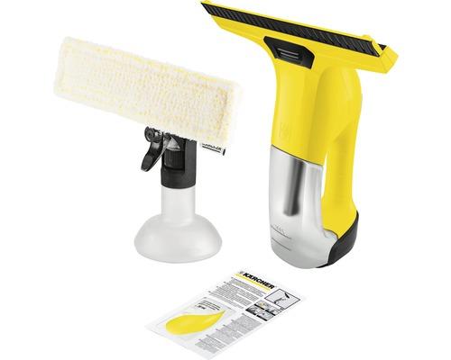 Fönstertvätt KÄRCHER WV6 Plus inkl. sprayflaska med microfiberduk och laddare