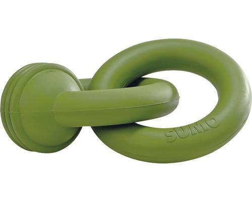 Hundleksak KARLIE Sumo Team 24x15x7,5cm grön