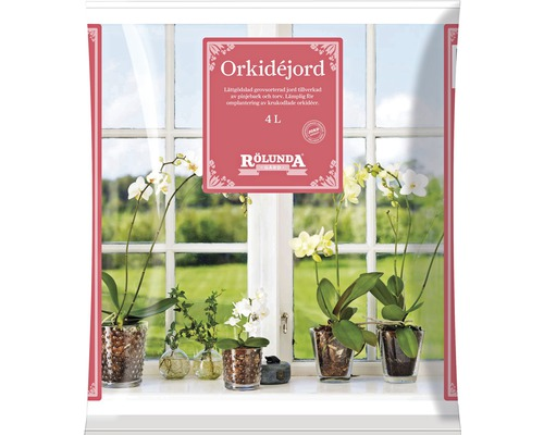 Orkidéjord RÖLUNDA 4L