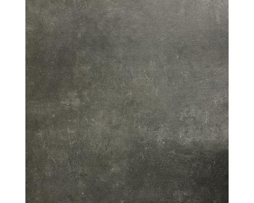 Keramikplatta för vägg och golv Hometec black matt 60x60 cm