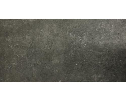 Keramikplatta för vägg och golv Hometec black matt 60x120 cm