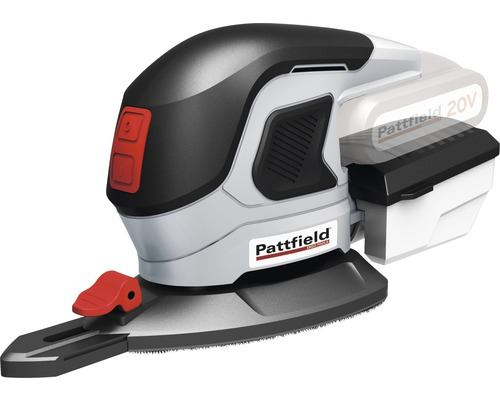 Deltaslip PATTFIELD PE-20 DSB 20V utan batteri och laddare