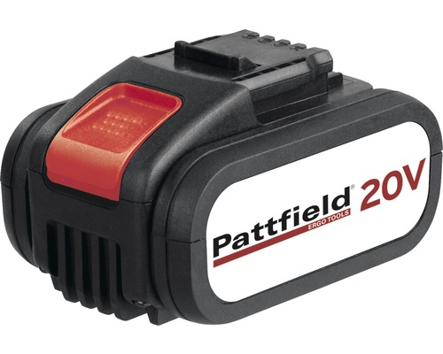 Reservbatteri PATTFIELD PE1H 20V Li (4 Ah)
