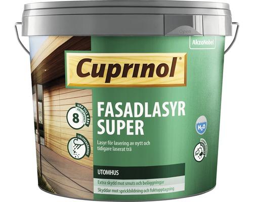 Fasadlasyr CUPRINOL Super 262 Black & Brown 5L