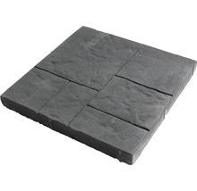 Platta ST ERIKS Solitud struktur antracit 400x400x60mm