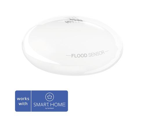 Vattenläckagevarnare FIBARO SMART HOME by hornbach med temperatursensor