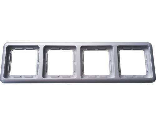 Ram 4-fack ROTH LANGE Plus silver