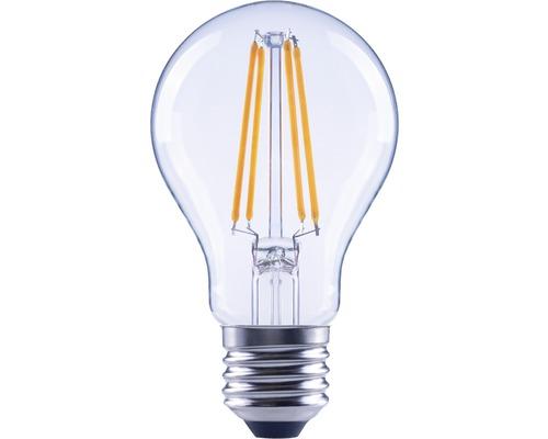 Klotlampa FLAIR LED filament A60 E27 6,5W 806 lm, klar dimbar