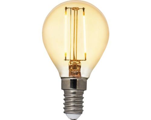 AIRAM LED-klotlampa filament E14 5W 360lm 2200K dim amber