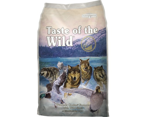 Hundmat Taste of the Wild Wetlands Duck 6kg