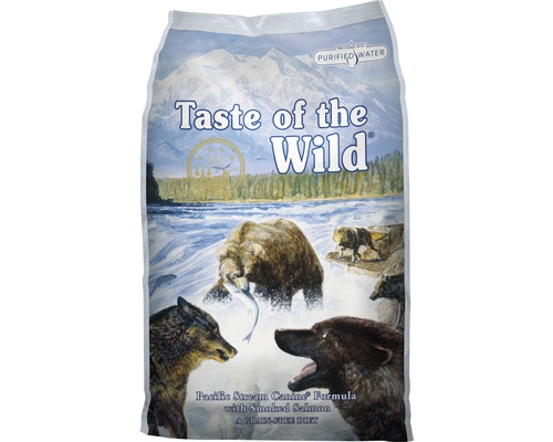 Hundmat Taste of the Wild Pacific Stream Salmon 13kg