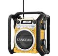 Byggradio Sangean FM bluetooth