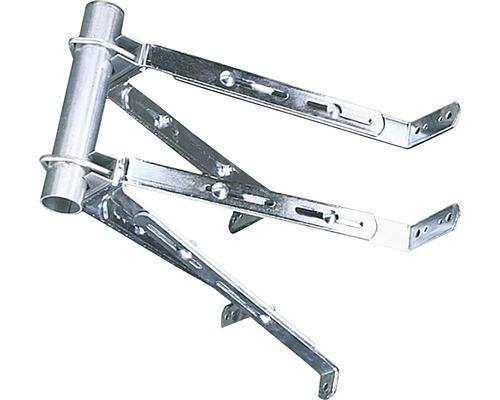 Väggfäste justerbart 290-430mm