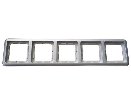 Ram 5-fack ROTH LANGE Plus silver