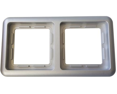 Ram 2-fack ROTH LANGE Plus silver