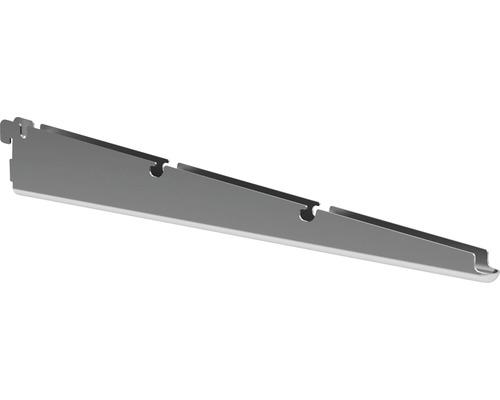 Konsol ELFA klick-in 40 420mm platinum, 414280