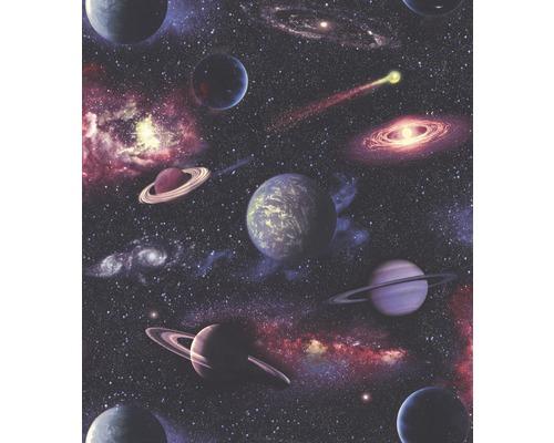 Tapet Kids&Teens 3 Cosmos blå