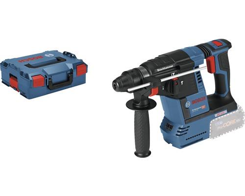 Borrhammare BOSCH GBH 18V-26 inkl. L-BOXX 136 utan batteri & laddare