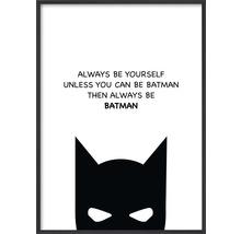 Poster ESTANCIA Barnmotiv Batman 30x40 cm