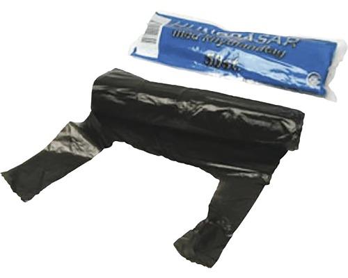 Hundbajspåse med knythandtag 40-pack