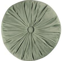 Kudde sammet SPRINGHILL Ø50cm rund mintgrön