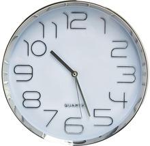 Klocka Make Space silver 30cm