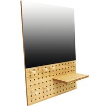 Memoboard med spegel