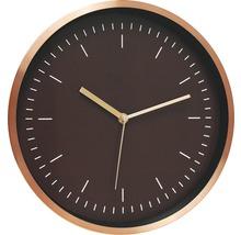 Klocka Coming Home koppar 35,5cm