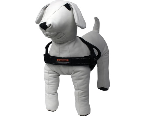 Hundsele EzyDog Quick Fit XL svart
