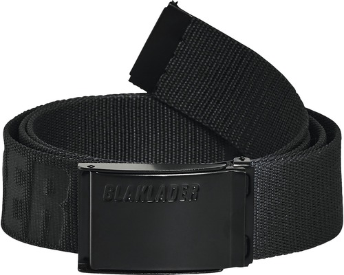 Bälte BLÅKLÄDER svart one size