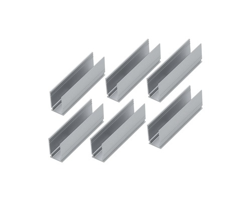 Monteringsclips PAULMANN Plug & Shine till Neon LED Stripe 5cm 6 st