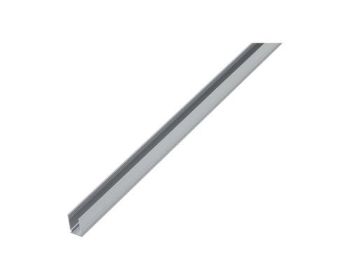 Aluminiumprofil PAULMANN tillbehör till Plug & Shine Neon LED Stripe 1m