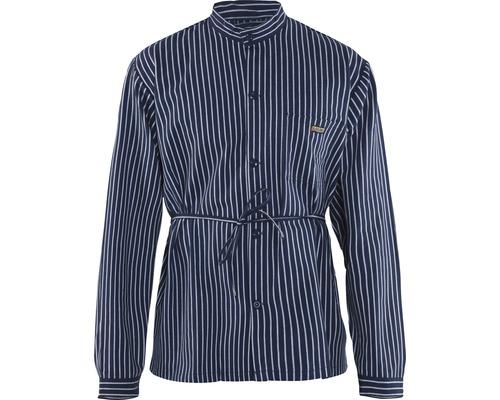 Timmermansskjorta BLÅKLÄDER marinblå/vit XL