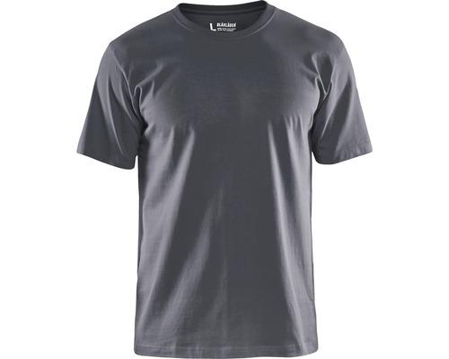 T-Shirt BLÅKLÄDER grå strl. M