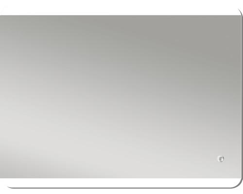 Designspegel med LED-belysning Silver Glacier IP24