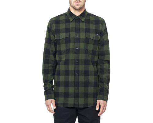 Skjorta DEPALMA Buffalo grön strl. XXL