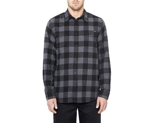 Skjorta DEPALMA Buffalo grå strl. XL
