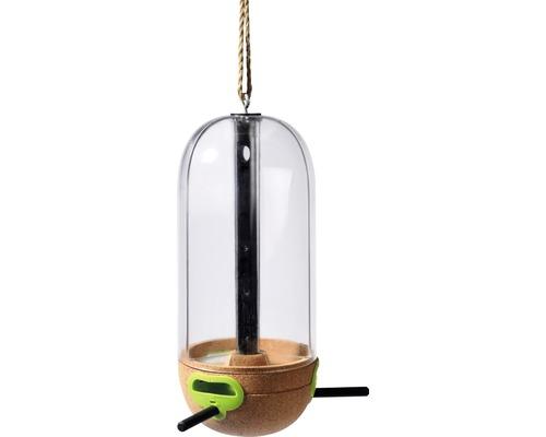 Fågelmatare DOBAR Pickbar i kork med sittpinne utan sockel och stativ