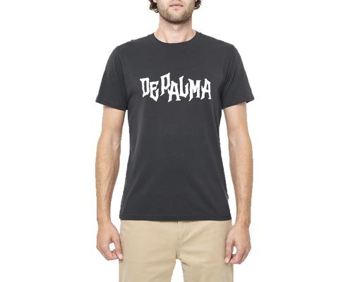 T-Shirt DEPALMA Metal svart strl. XL