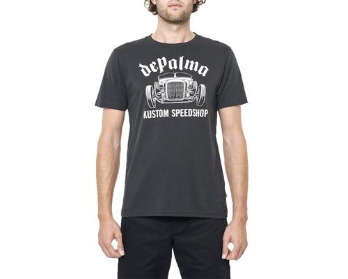 T-Shirt DEPALMA Roadster svart strl. M