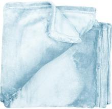 Pläd Claudi Purest Blue 150x200cm