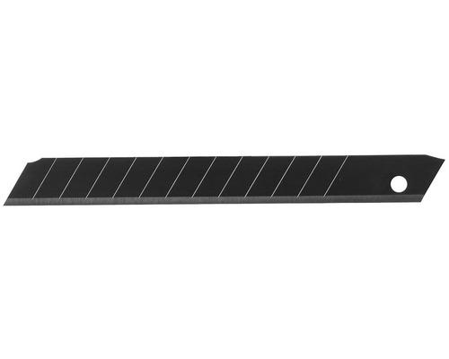 Brytblad OLFA ABB-10B svarta 9mm 10 styck