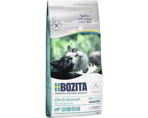 Kattmat BOZITA Sensitive Diet & Stomach Grain free 2kg