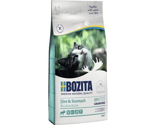 Kattmat Bozita Sensitive Diet & Stomach Grain free 10kg