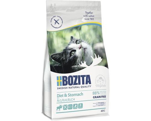 Kattmat Bozita Sensitive Diet & Stomach Grain free 400g