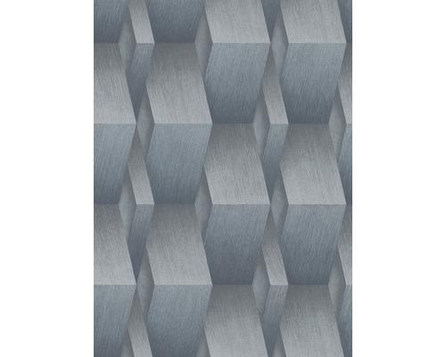 Tapet ERISMANN Fashion for walls 3D blå 1004608