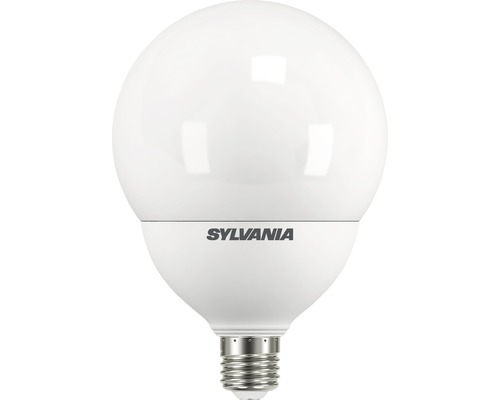 Globlampa SYLVANIA LED vit G120 E27 20W (100W) 2450lm 6500K ej dimbar