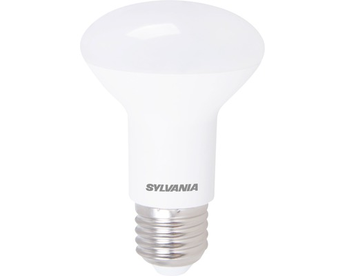 Reflektorlampa SYLVANIA LED vit R63 E27 7W (40W) 600lm 6500K ej dimbar 36°