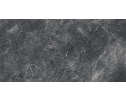 Klinker Marble Messina svart 60x120cm