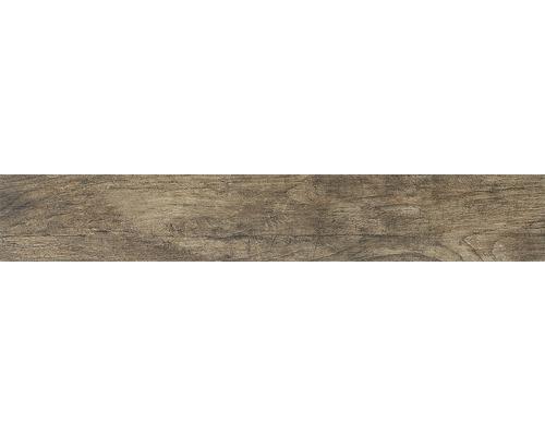 Klinker Log teak 15,7x97cm